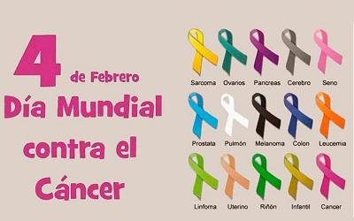 Día Mundial de la lucha contra el Cáncer
