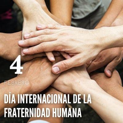 Día Mundial de la Fraternidad Humana