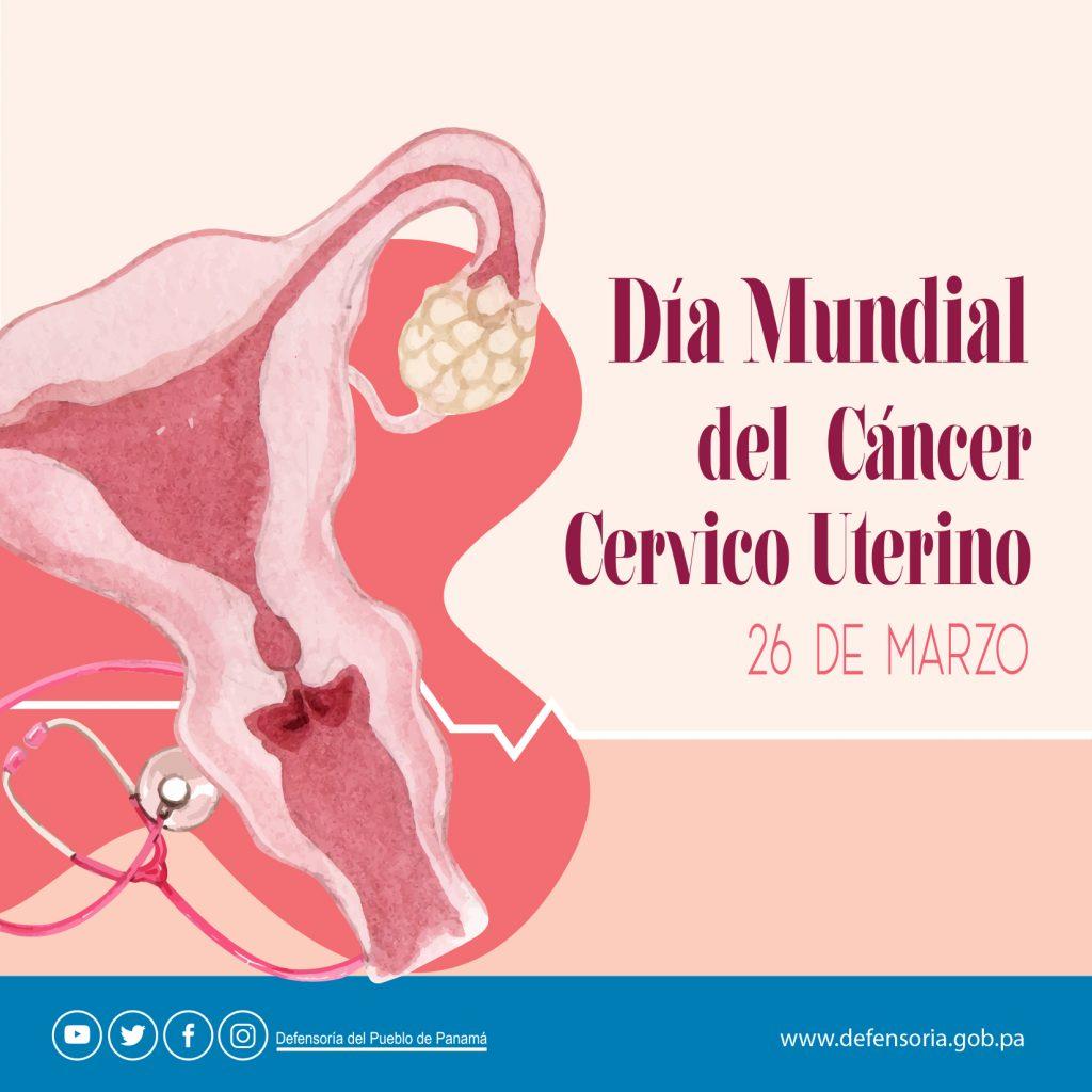 Día Mundial de la Prevención del Cáncer de Cuello Uterino