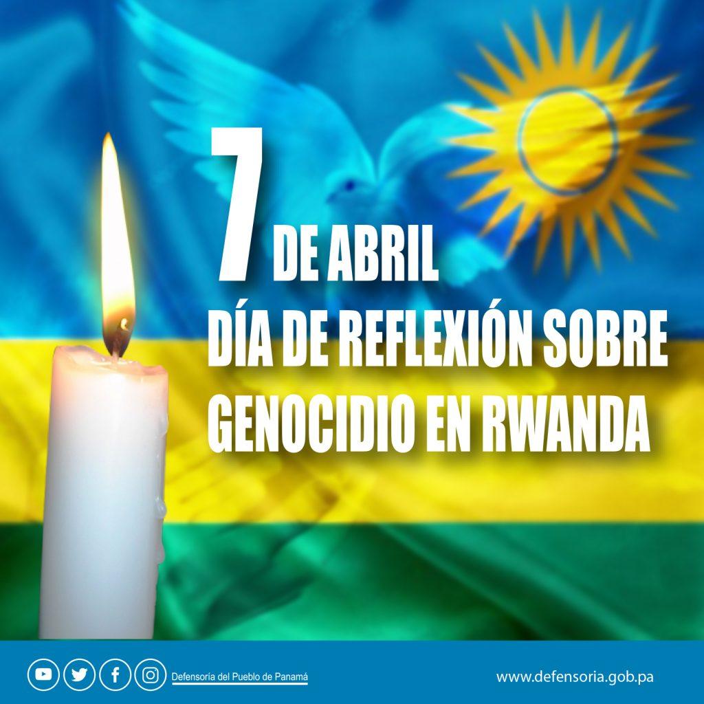 Día Internacional de Reflexión