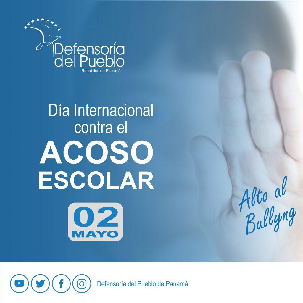 Día Internacional contra el Acoso Escolar