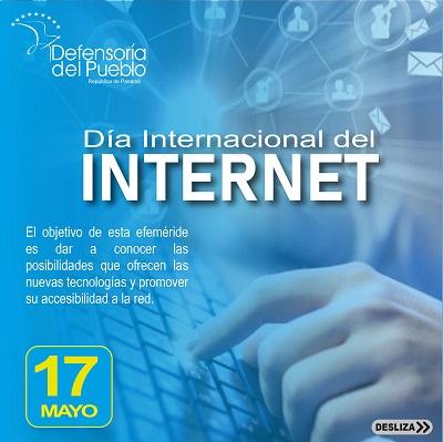 Día Mundial de la Internet