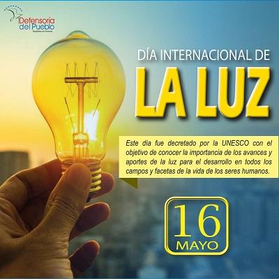 Día Internacional de la Luz