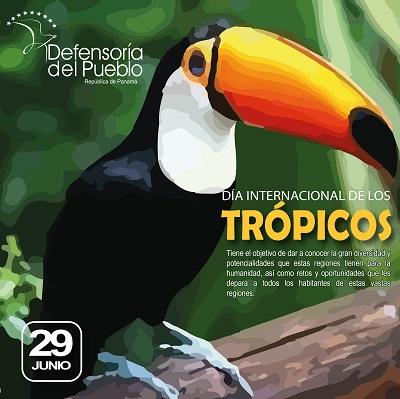 Día Internacional de los Trópicos