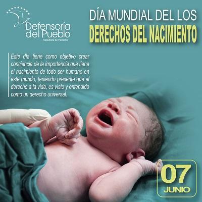Día Mundial de los Derechos del Nacimiento