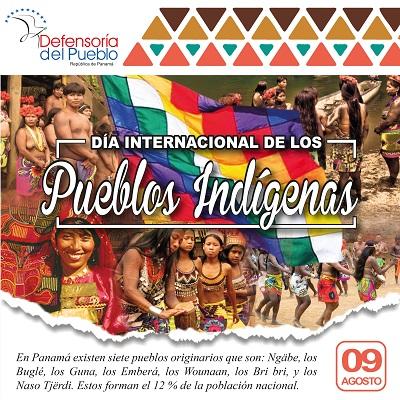 Día Internacional de los Pueblos Indígenas del Mundo